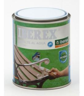 IBEREX AL AGUA Esmalte blanco para interiores