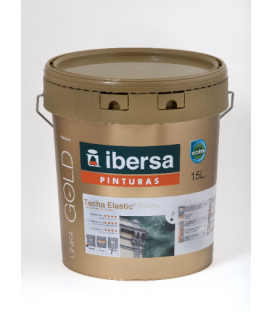 TECHA ELASTIC Pintura antihumedad para impermeabilizar fachadas (color)