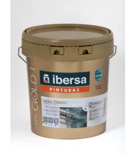TECHA ELASTIC Pintura antihumedad para impermeabilizar fachadas (blanco)