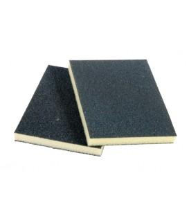 Esponja abrasiva plana (Grano Fino y Grano Medio)