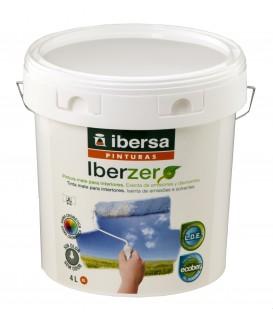 Pintura blanca ecológica para interiores IBERZERO