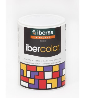 Pintura de color para interiores IBERCOLOR