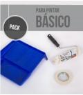 Pack básico para pintar