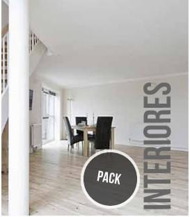 Pack para pintar interiores