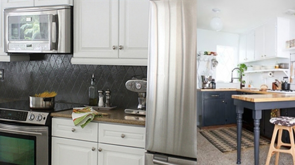 Rejuvenecer la cocina con soluciones low cost