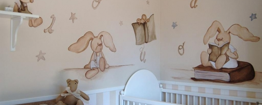 Ocho estilos para decorar una habitación infantil