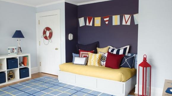 Tendencias en decoración: estilo marinero