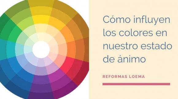 Cómo influyen los colores en nuestro estado de ánimo