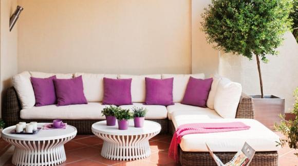 Pintar tu terraza