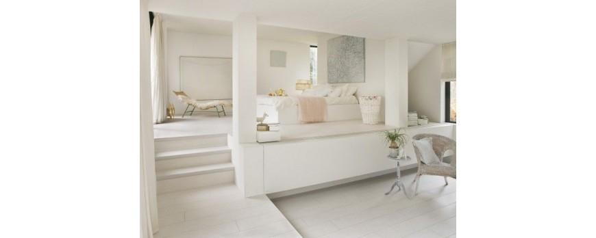 ¿Por qué debes pintar de blanco las paredes de tu casa?