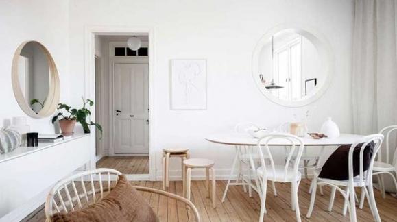 Teñir de blanco tus paredes ¿Cuáles son sus ventajas?