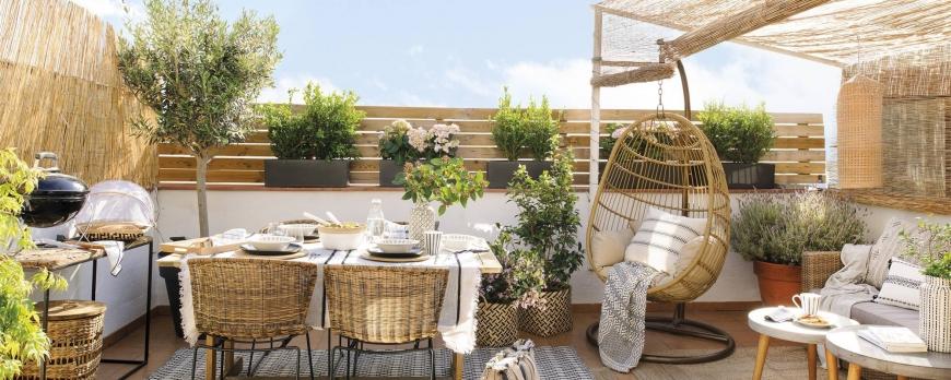 Redecorar tu terraza nunca fue tan sencillo