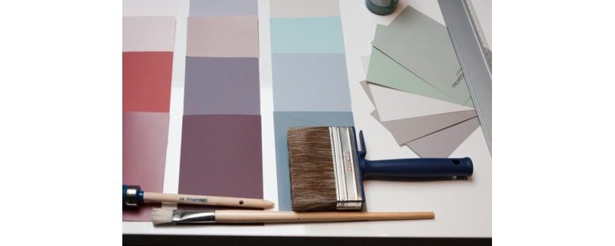 Pinta tus paredes de los colores más actuales ¿Quieres saber cuáles son?