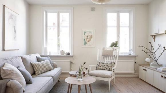 Todo lo que necesitas saber antes de pintar tus paredes de blanco