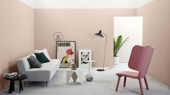 La pintura: el recurso estrella para decorar tu casa de alquiler.
