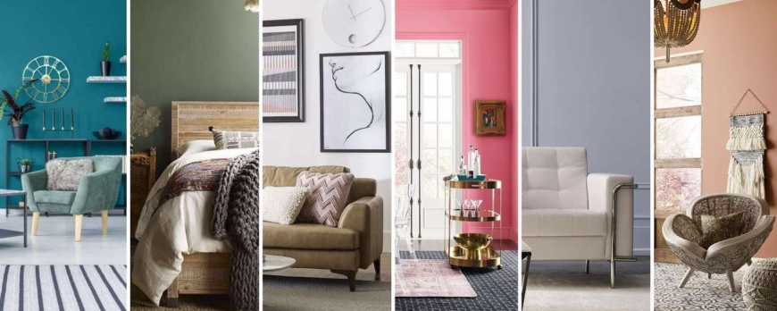 ¿Qué debes tener en cuenta a la hora de pintar tus paredes?