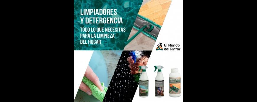 Los mejores productos para la limpieza de cualquier superfície