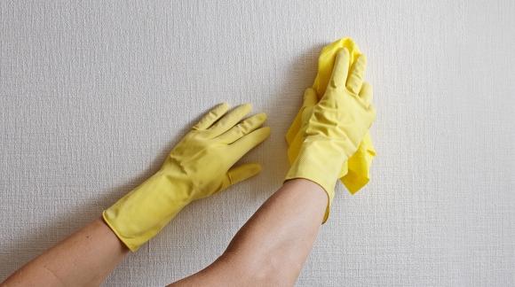 La importancia de limpiar antes de pintar